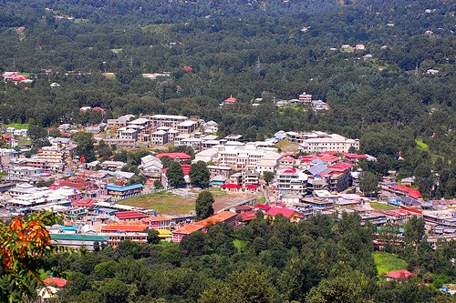 Rawalakot city  5 Best Places To Discover In Pakistan