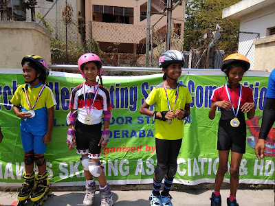 jitendra skating academy Hyderabad