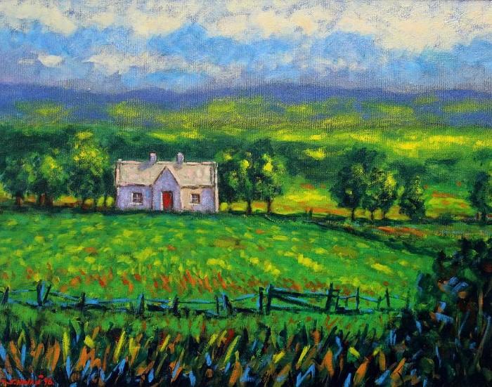 Современные художники Ирландии