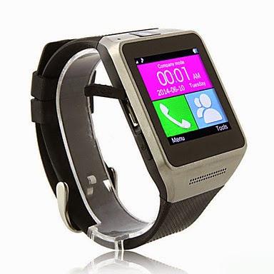 Relógio Inteligente GV08 - Chamadas com Mão Livre