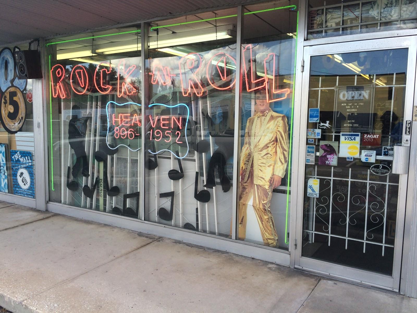 Roll Heaven Retro Records Orlando Fl Wwwmiifotoscom