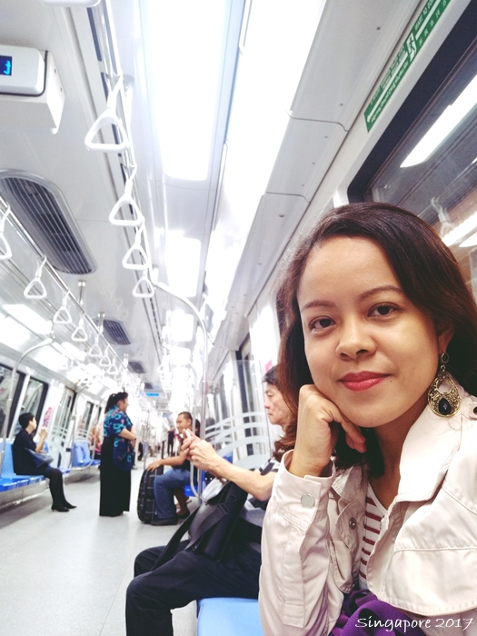 fast and efficient MRT in Singapore