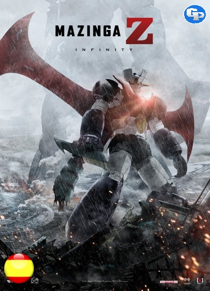 Mazinger Z: Infinity (2017) ESPAÑOL