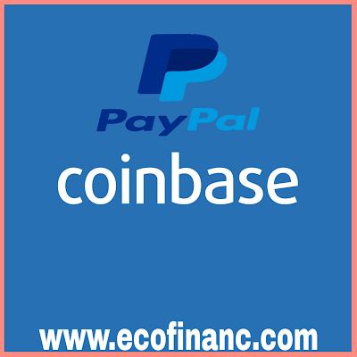 La plate-forme Coinbase ajoute une option de retrait aux comptes Paypal en 2019
