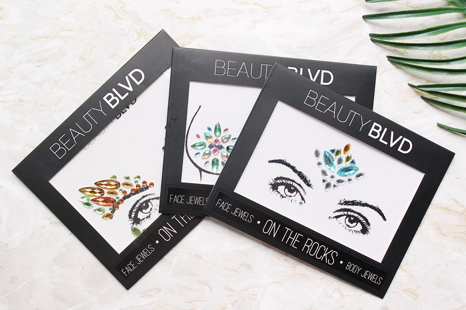 Beauty BLVD Face & Body Jewels