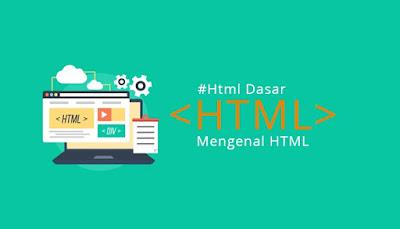 Apa itu Bahasa programan HTML?