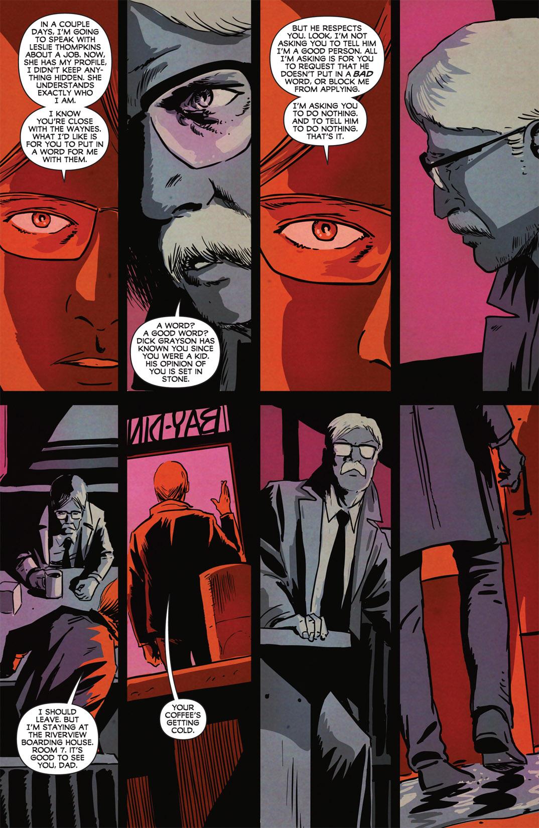 Detective Comics (1937) 874 Page 8