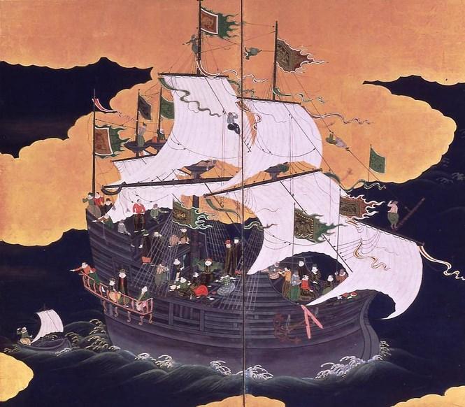 Kapal Woku Jepang