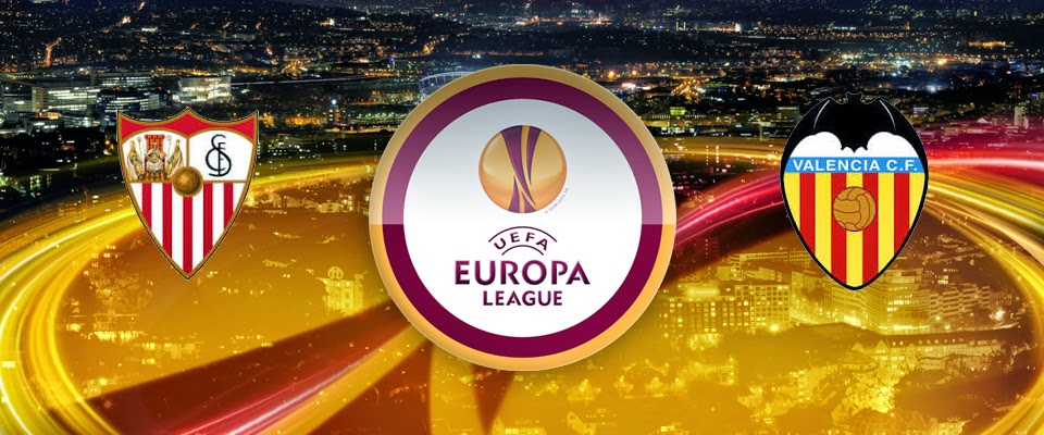 sevilla valencia europa league