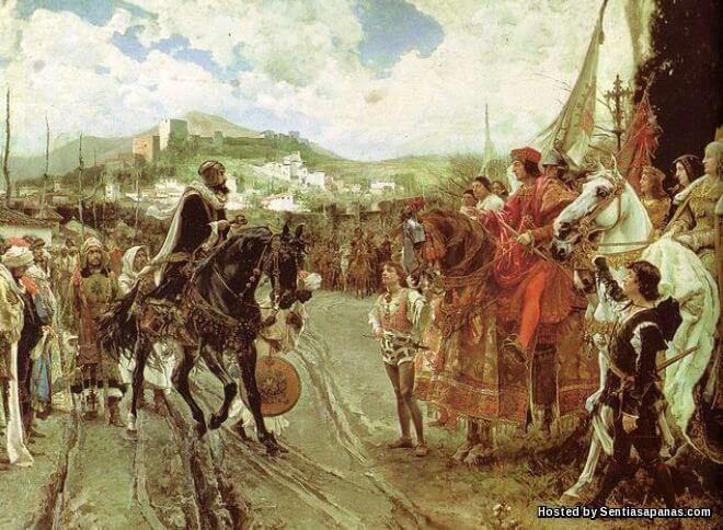 Keluhan Terakhir Moor Disaat Tumbangnya Kerajaan Islam Terakhir Di Sepanyol