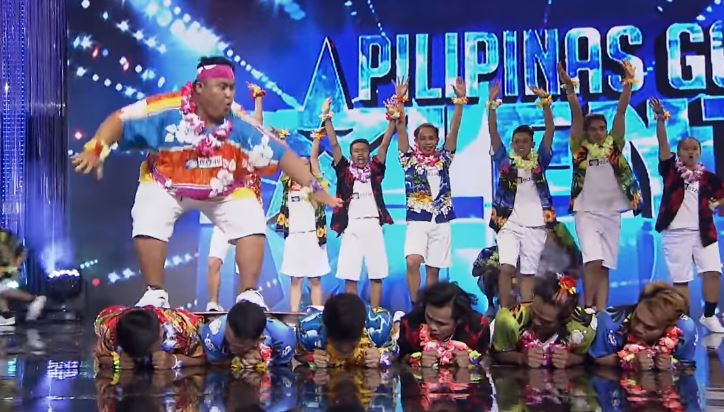 Type 1 Dance Company wows on Pilipinas Got Talent PGT 2018