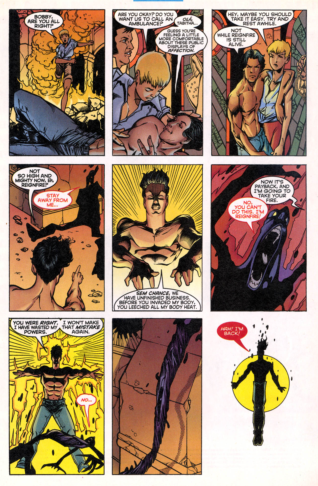 Read online X-Force (1991) comic -  Issue #80 - 23