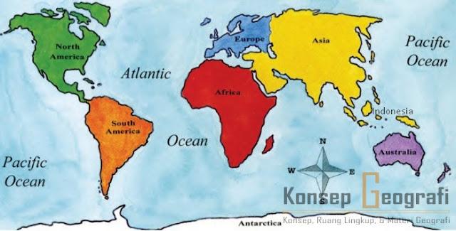 Sejarah Geografi