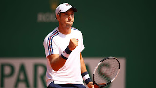 Dusan Lajovic reaches monte carlo final