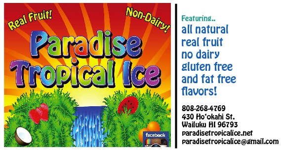 Paradise Tropical Ice