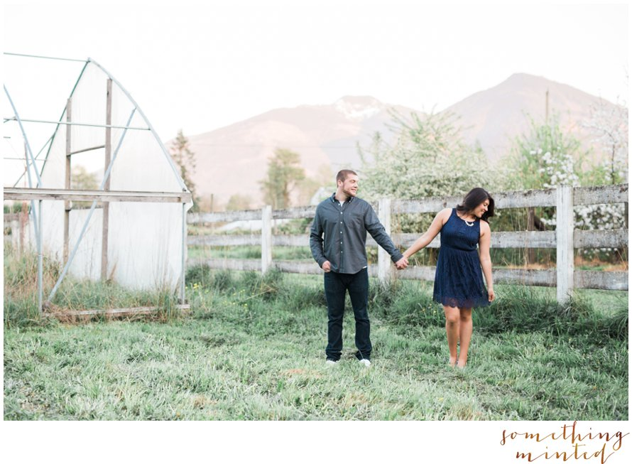 Skagit County Engagement Session by Something Minted Photography