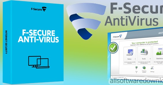 F-SECURE ANTI-VIRUS 2015 Crack With Serial Key Full Version Free Download - Cracks And Full ...
