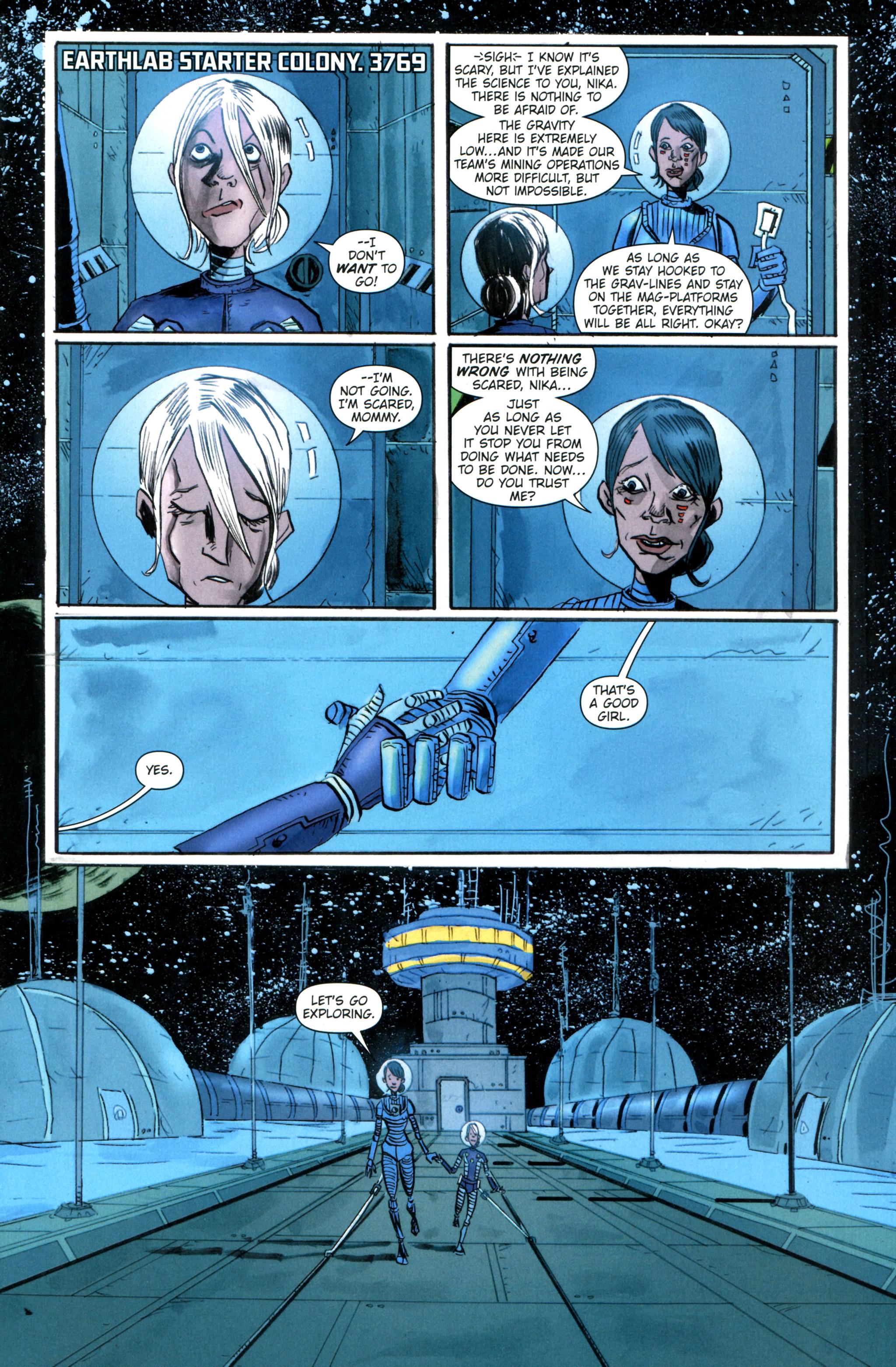 Read online Trillium comic -  Issue #6 - 2
