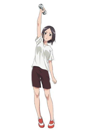 Yui Horie sebagai Satomi Tachibana