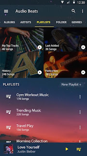 Music Player Audio Beats v2.9 Pro APK