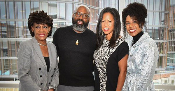 SheaMoisture Fund founder and partners