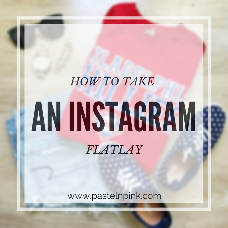 How_to_take_instagram_flatlays