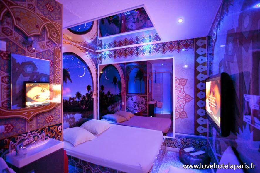 Chambre Love Hotel