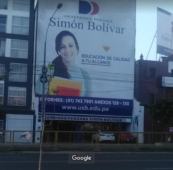 Universidad Privada Simón Bolívar - USB