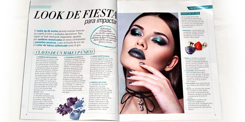 Coleccion make up Planeta de Agostini entrega 41