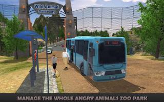 Angry Animals Zoo Park SIM 17 MOD