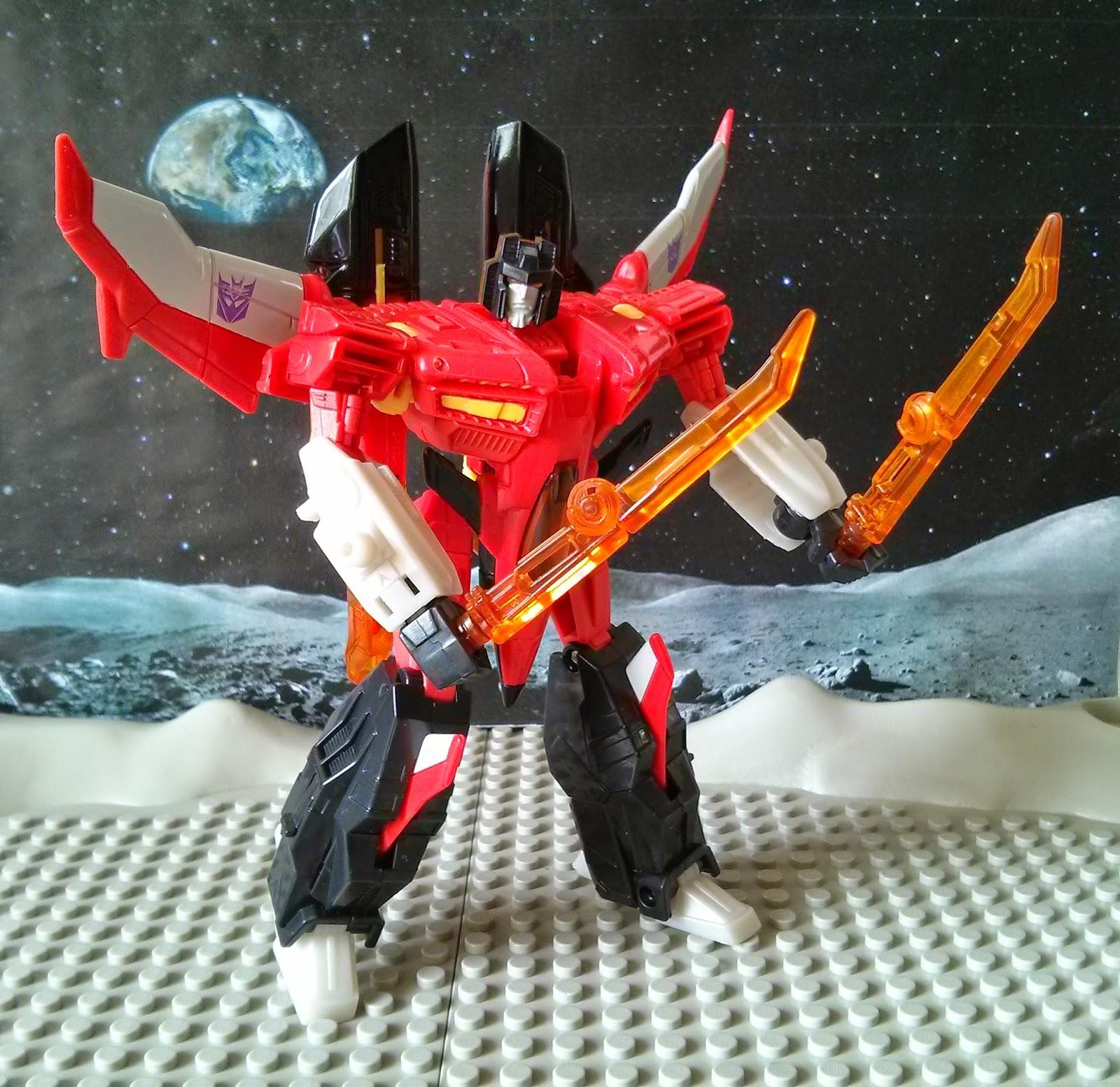 starscreams energon swords.