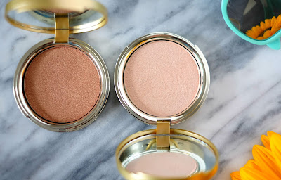 Glory Boon All Natural Bronzer in Laguna and Highlight in Sol