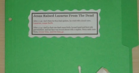 Church House Collection Blog Jesus Raised Lazarus From