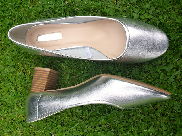 Primark Silver Shoes