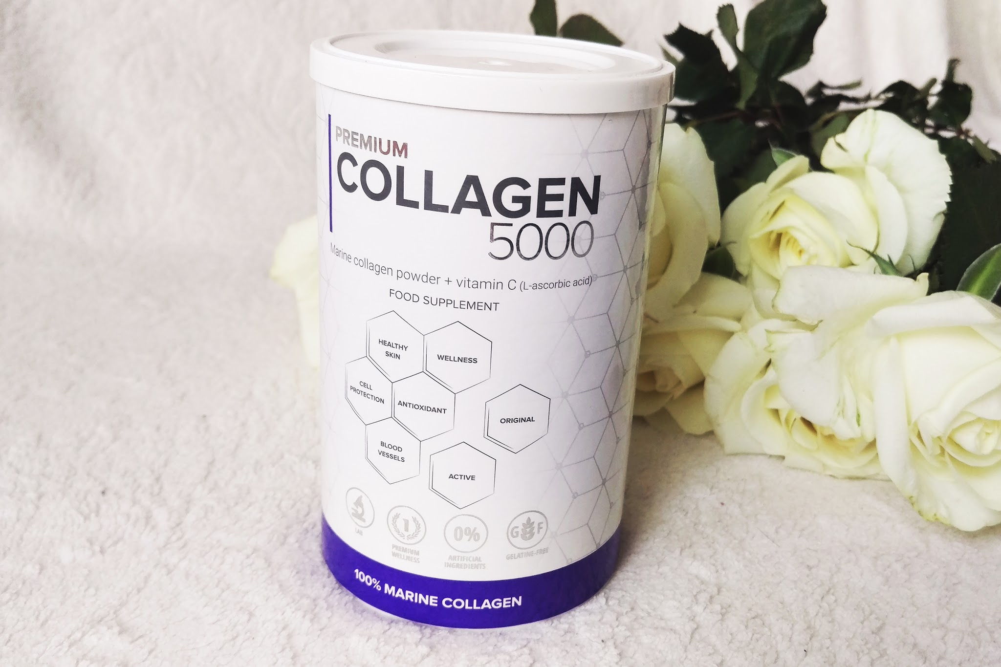 Premium Collagen 5000 opinie