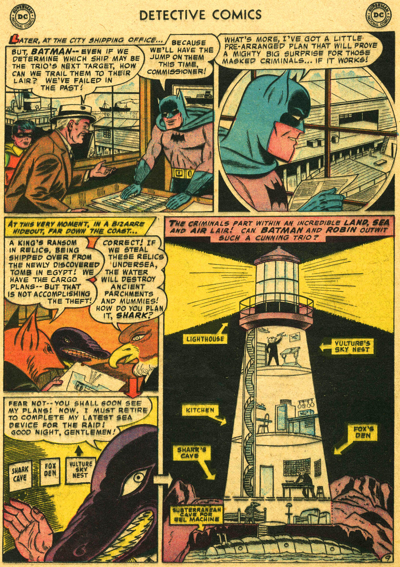Detective Comics (1937) 253 Page 10