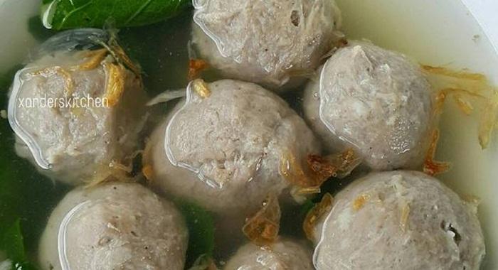 Resep Bakso Sapi Kenyal Enak Tanpa Baking Powder