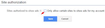 Site authorization