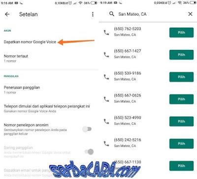 Cara Menggunakan Google Voice di Android