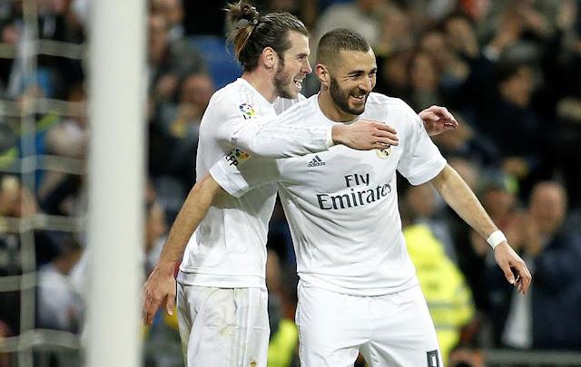 تقارير صحفية تشير بقرب رحيل نجمي ريال مدريد