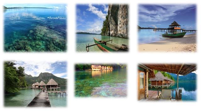 Travel Pantai Ora Ambon