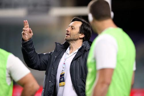 Raúl -Aspirina- Pérez, entrenador de Jaguares