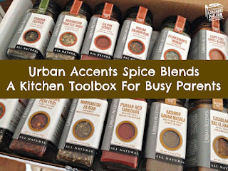 Urban Accents Spice Blends