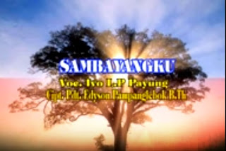 Download Lagu Sambayangku (Ivo L.P Payung)