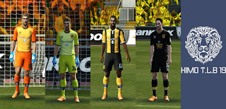 PES 2013 Hull City Kit 2016-17 By KIMO T.L.B 19