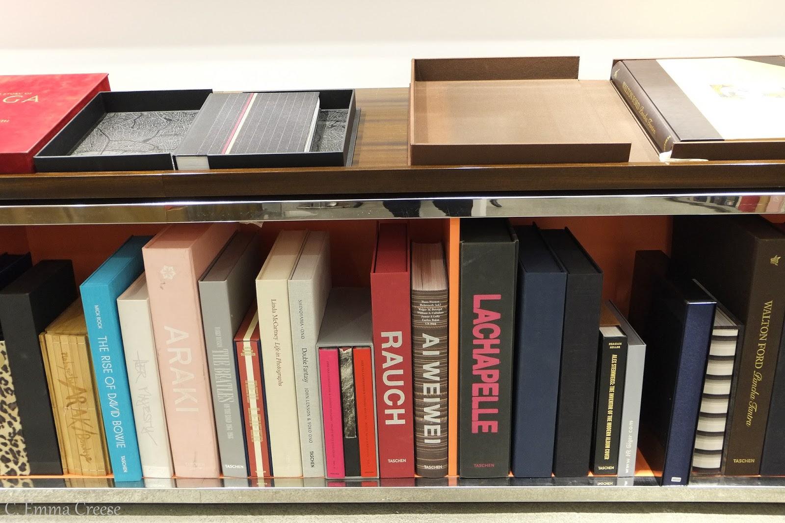 Taschen Bookstore Duke of York Square Adventures of a London Kiwi