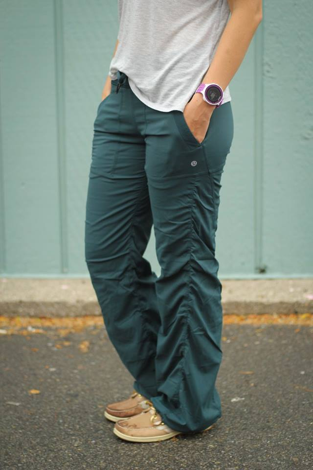 lululemon fuel-green studio-pant