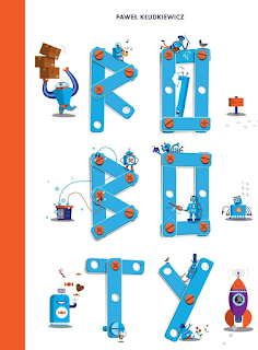 książka o robotach