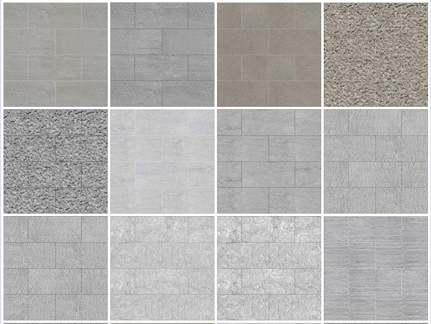 TEXTURES MARBLE DECORATE TILES COLLECTION