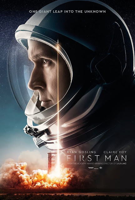 Not Because They are Easy, But Because They are Hard——《登月第一人》(First Man)